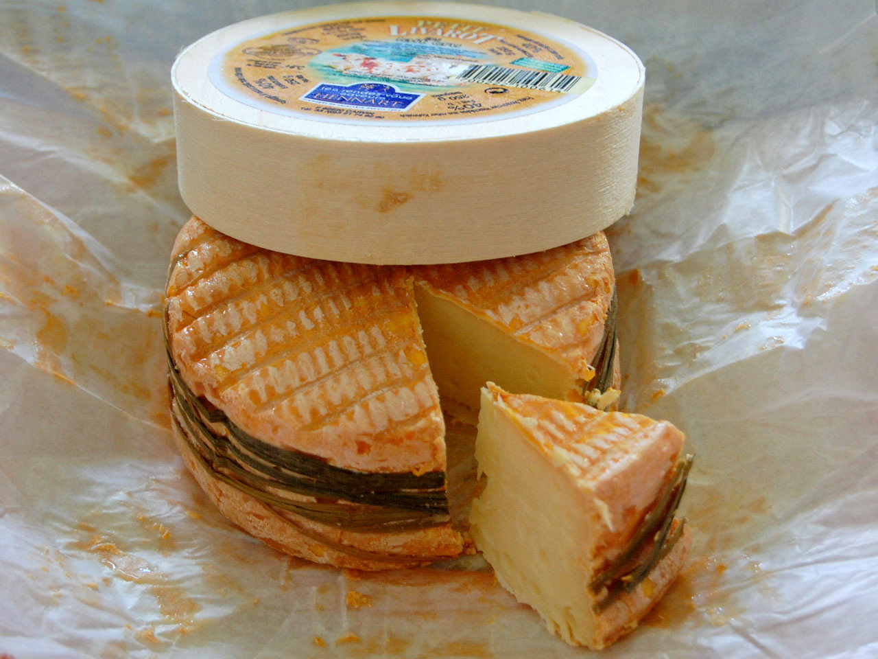 French cheese - Livarot © French Moments