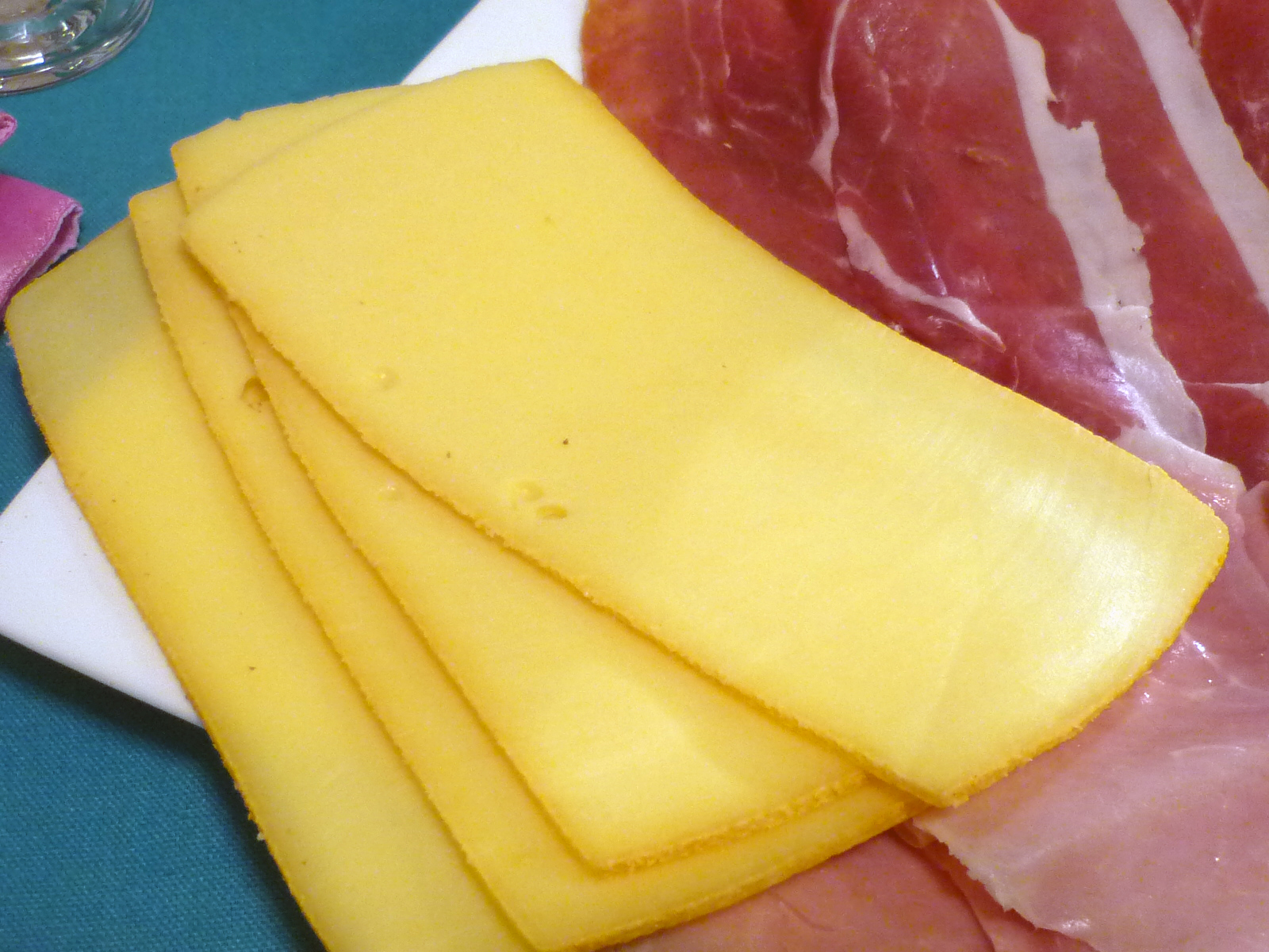 Raclette Cheese © French Moments