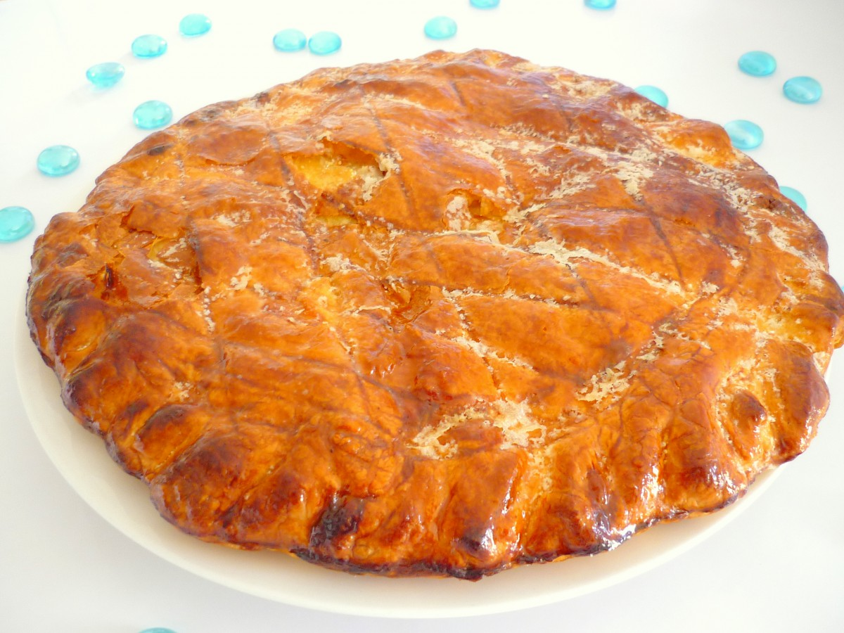 The Galette des Rois © French Moments