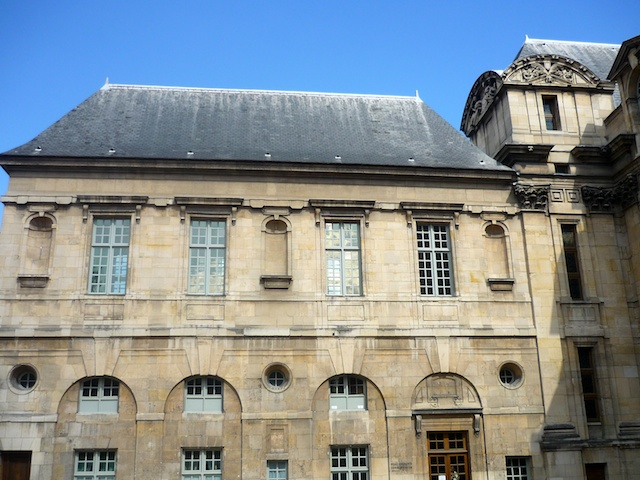 Hôtel de Lamoignon, Marais © French Moments