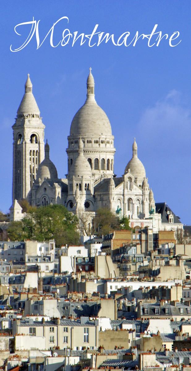 Sacré-Coeur of Montmartre, Paris © French Moments