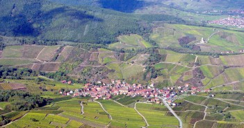 Niedermorschwihr from above © French Moments
