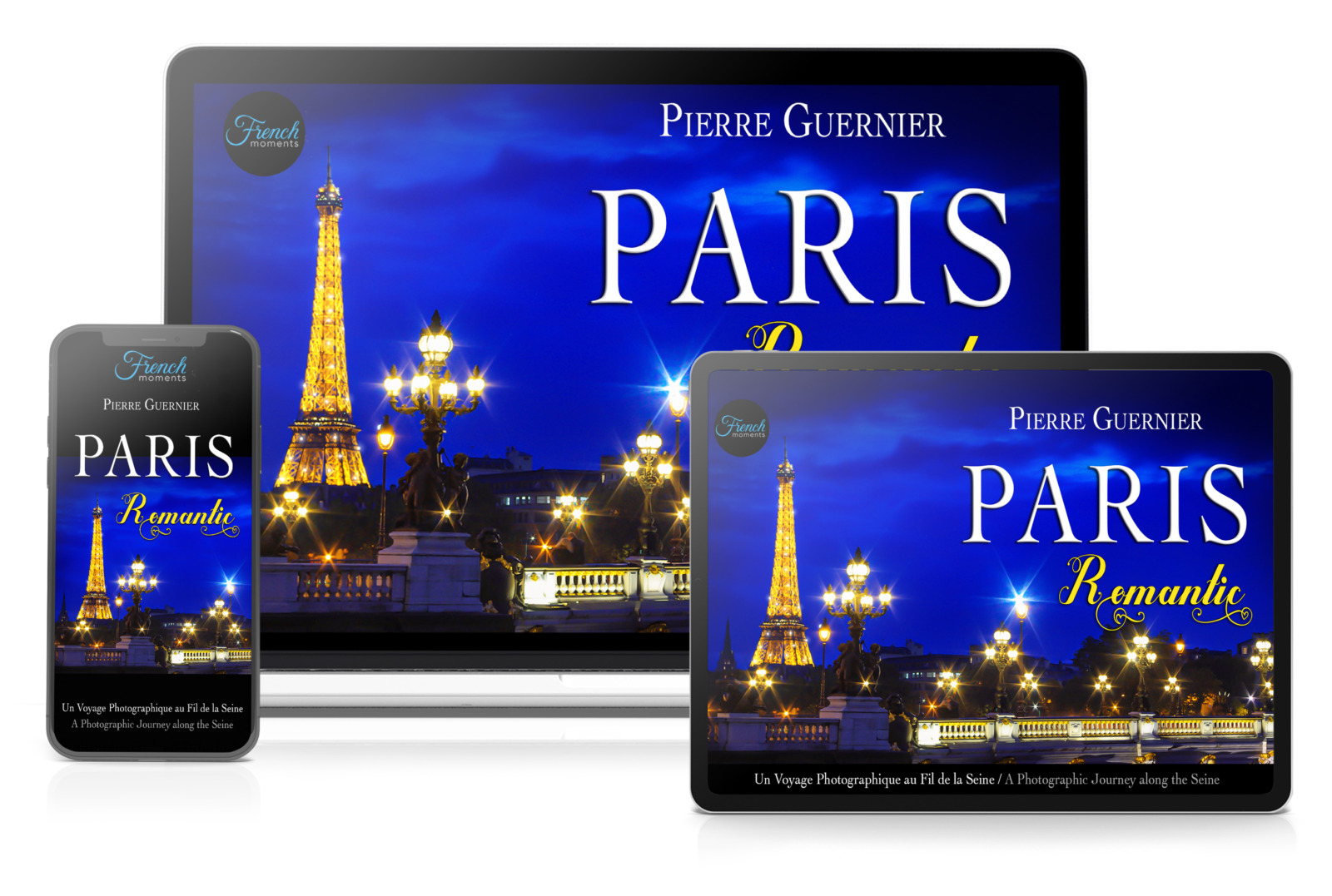 Romantic Paris eBook by French Moments