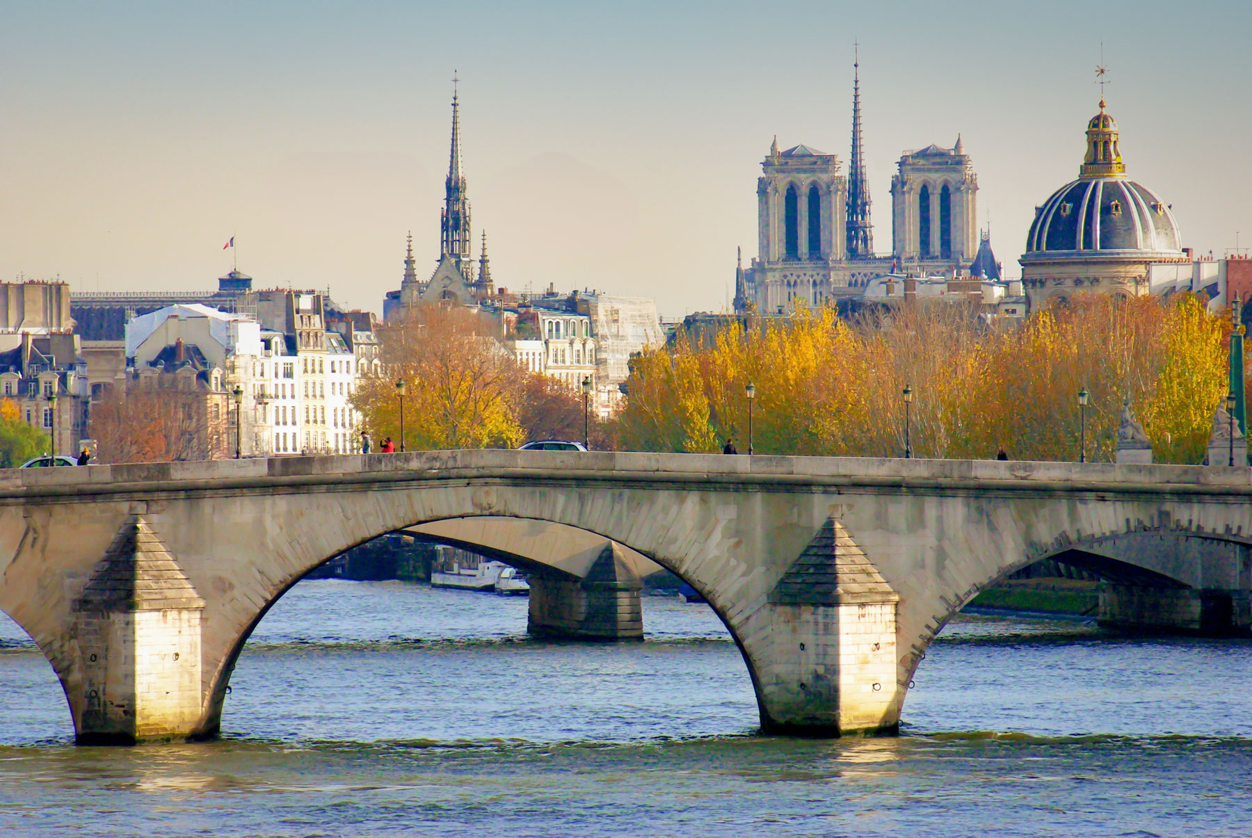 Pont Royal © French Moments