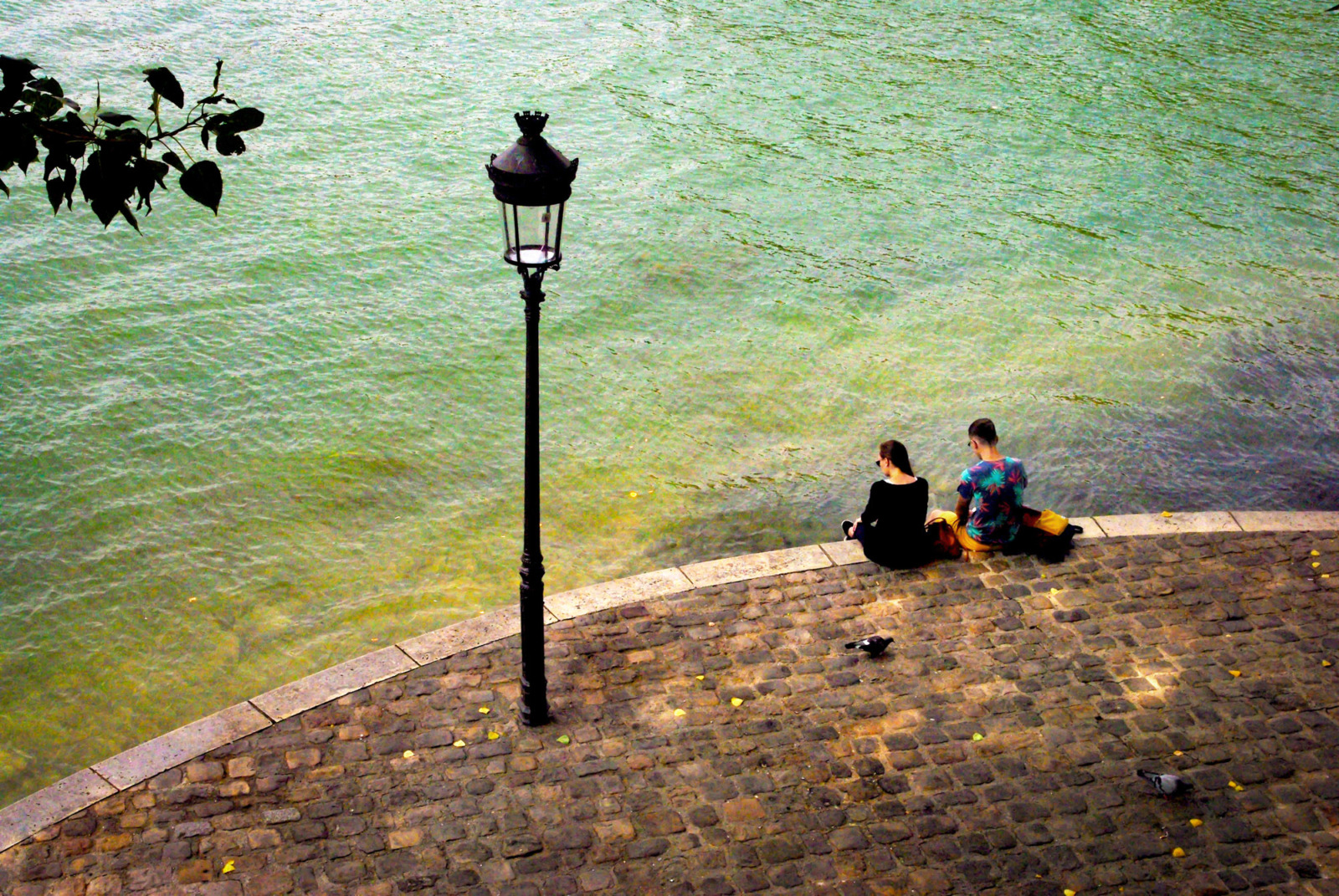 Ile Saint-Louis in autumn © French Moments