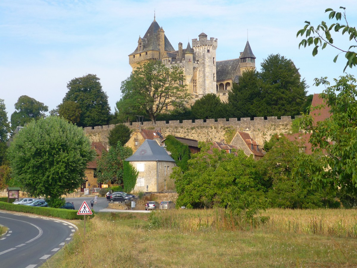 Montfort Castle © French Moments