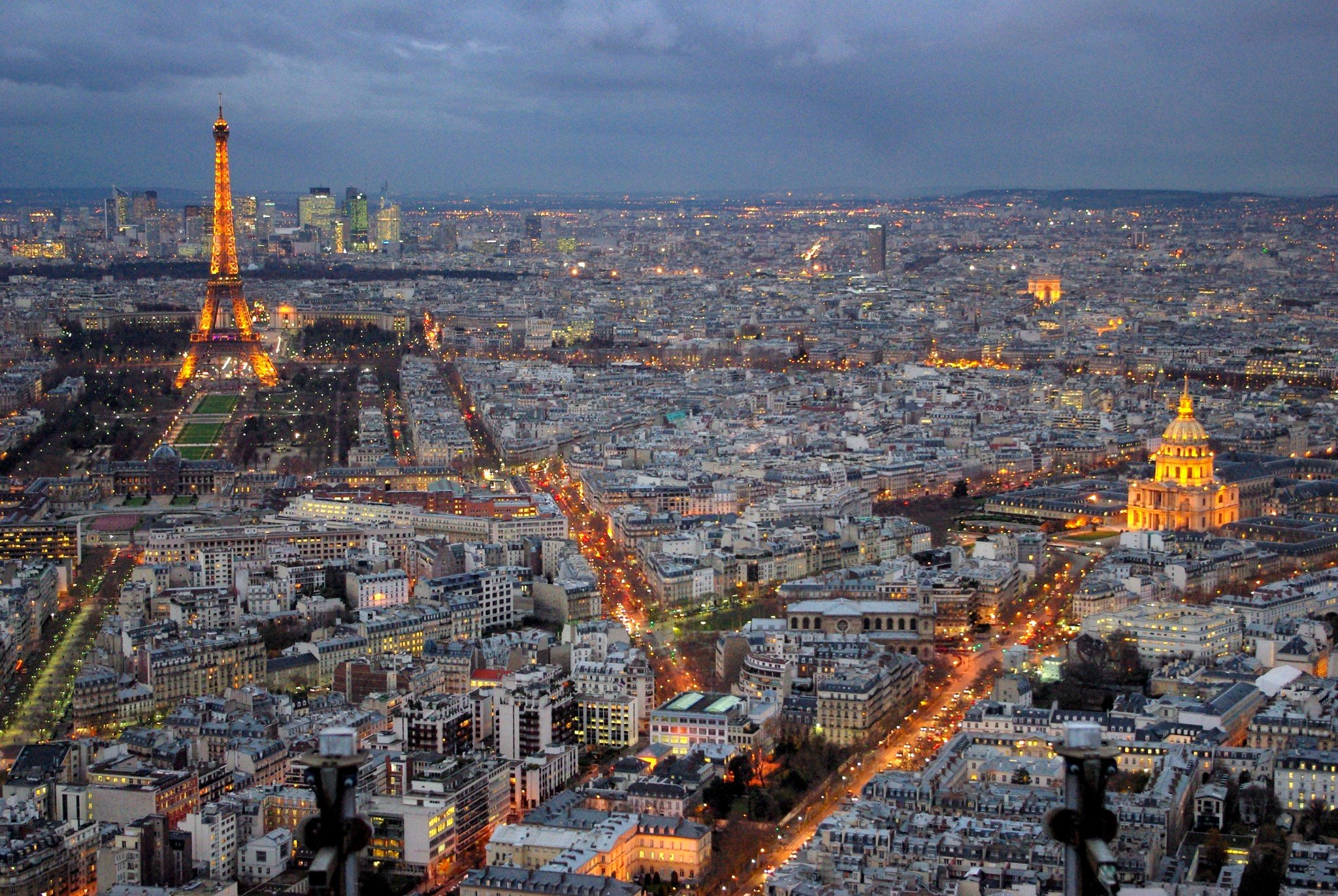 Discover The Stunning View From Tour Montparnasse French