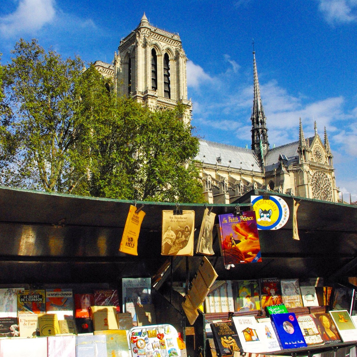 The Bouquinistes of Paris © French Moments