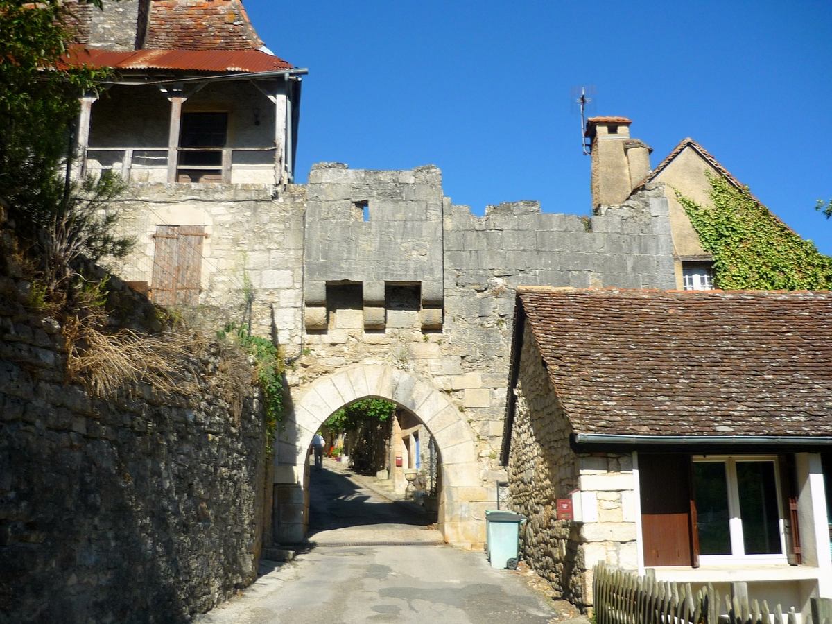 Porte Basse, Rocamadour © French Moments
