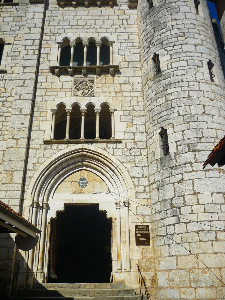 Porte Sainte, Rocamadour © French Moments