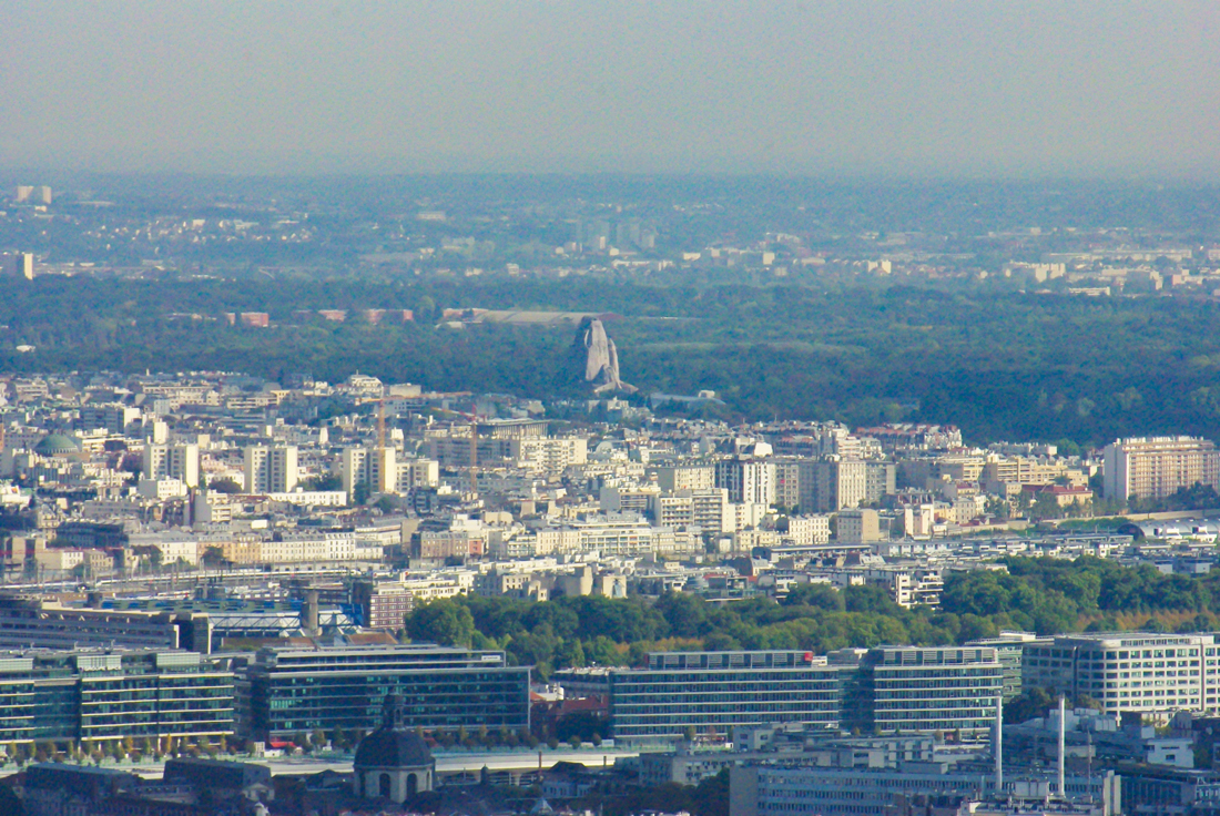 The Rock of Vincennes © French Moments