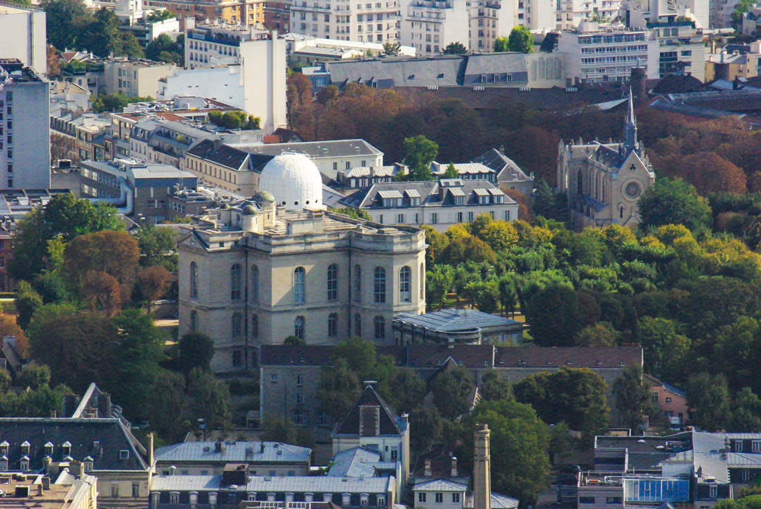 Paris Observatory © French Moments