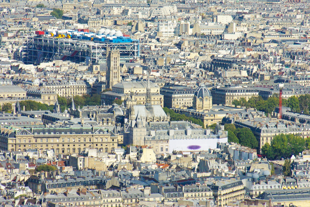 Tour Montparnasse - the fourth arrondissement © French Moments