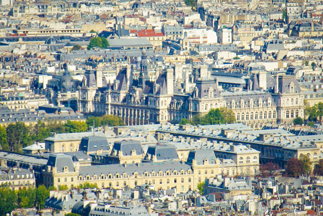 City-Hall of Paris © French Moments