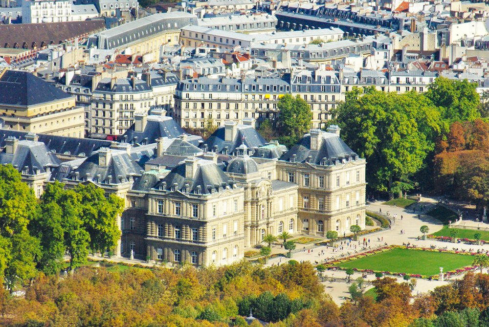 Palais du Luxembourg © French Moments