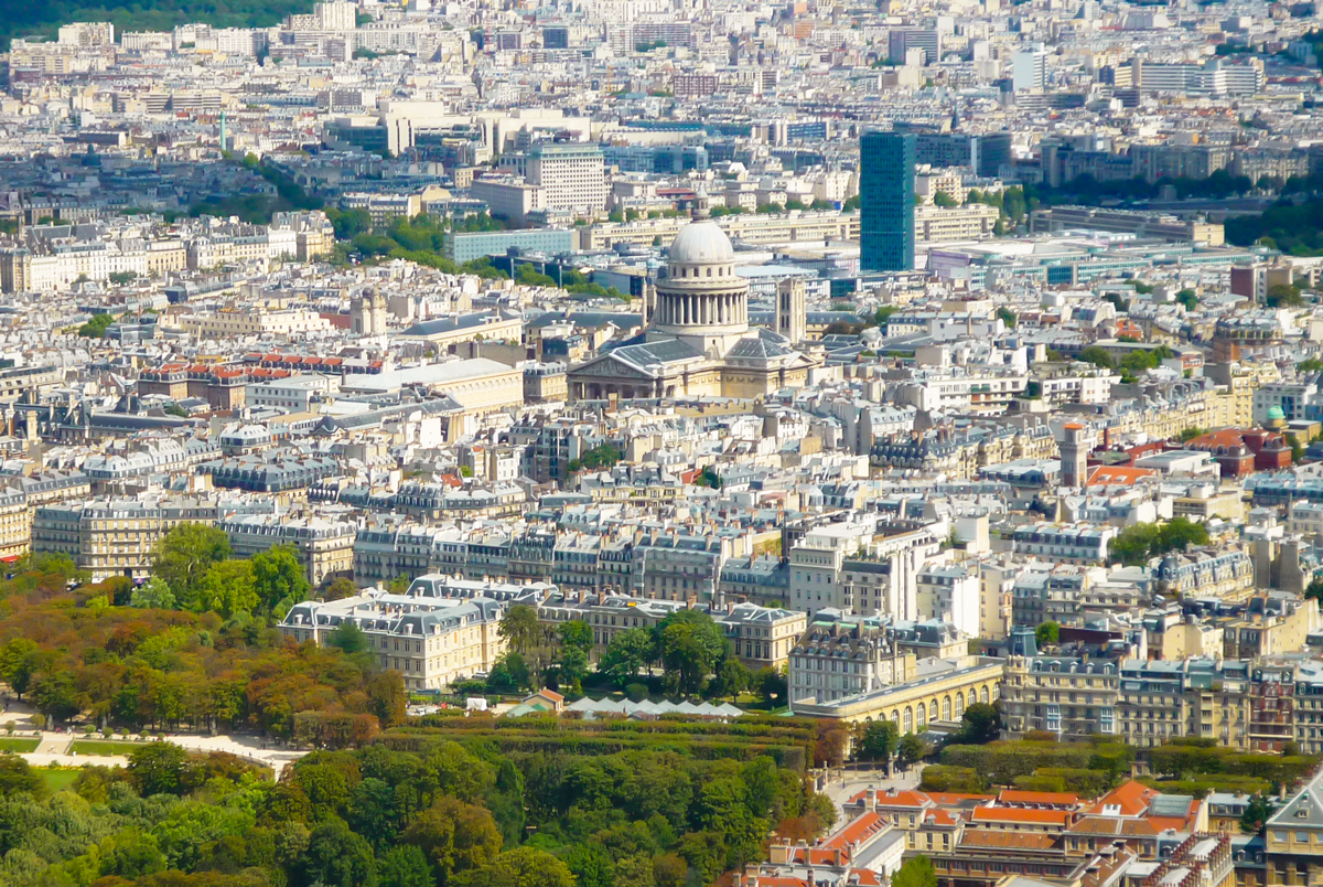 Tour Montparnasse - The Pantheon © French Moments