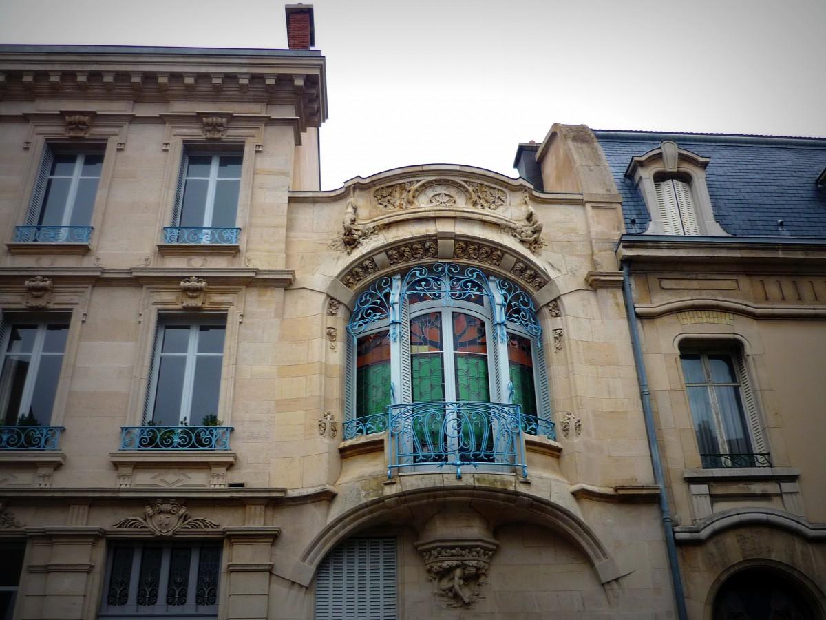 Maison Gaudin, Nancy © French Moments