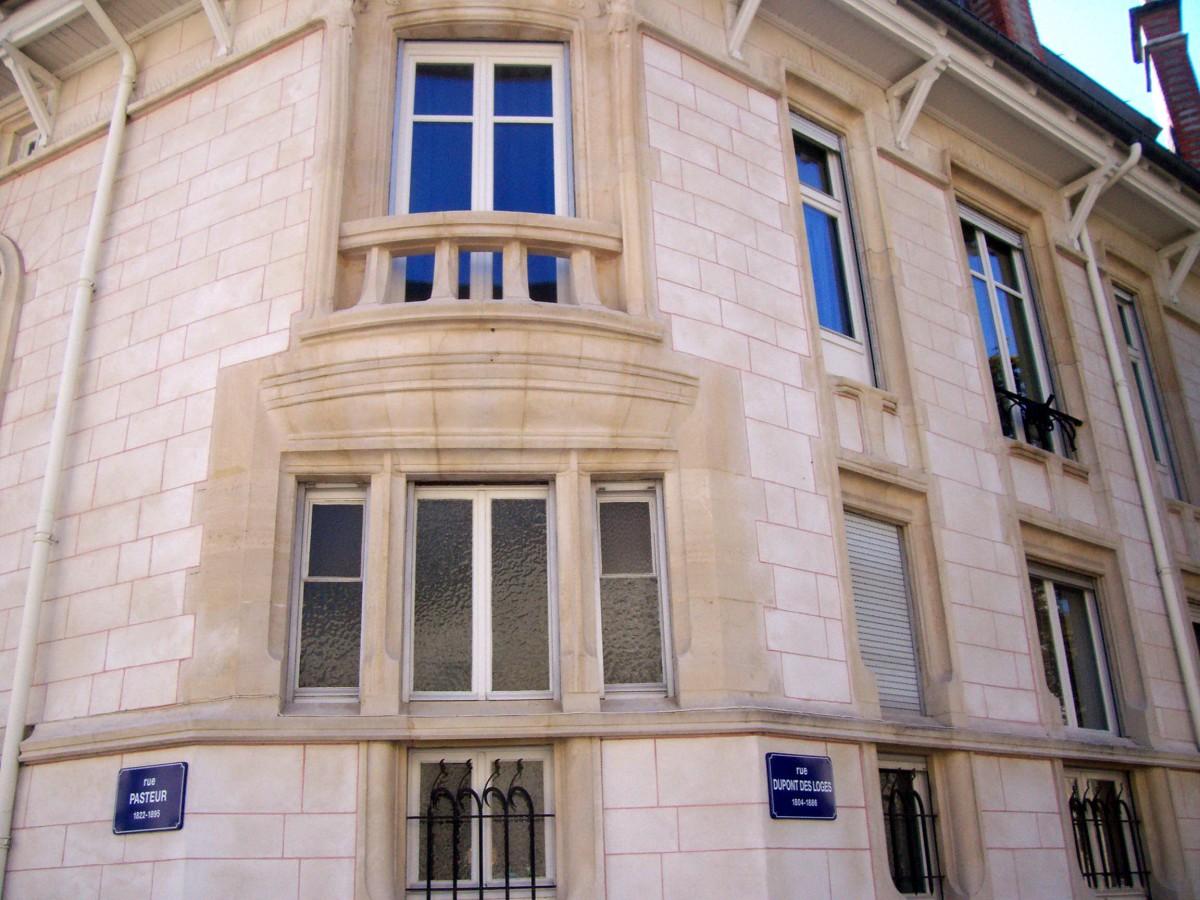 Maison Biet, 41 Rue Pasteur © Michel Guernier - French Moments