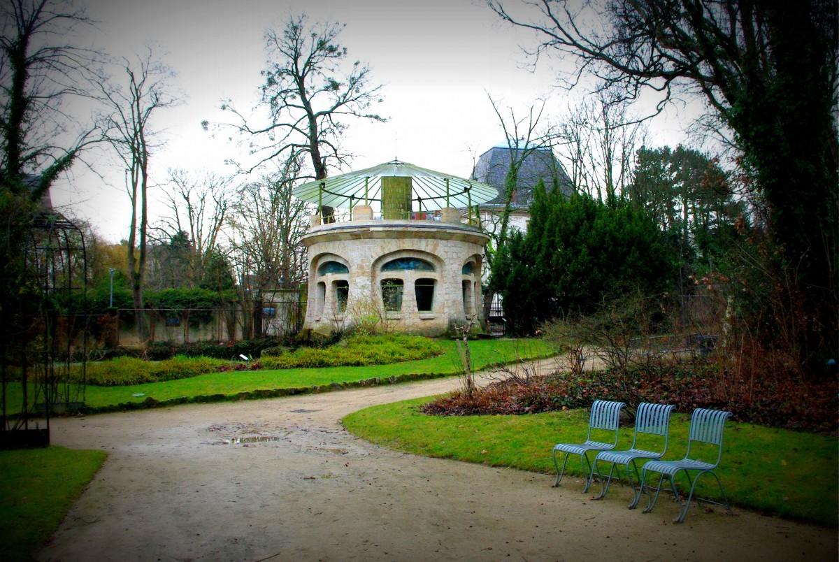 Villa of Eugène Corbin, Nancy © French Moments