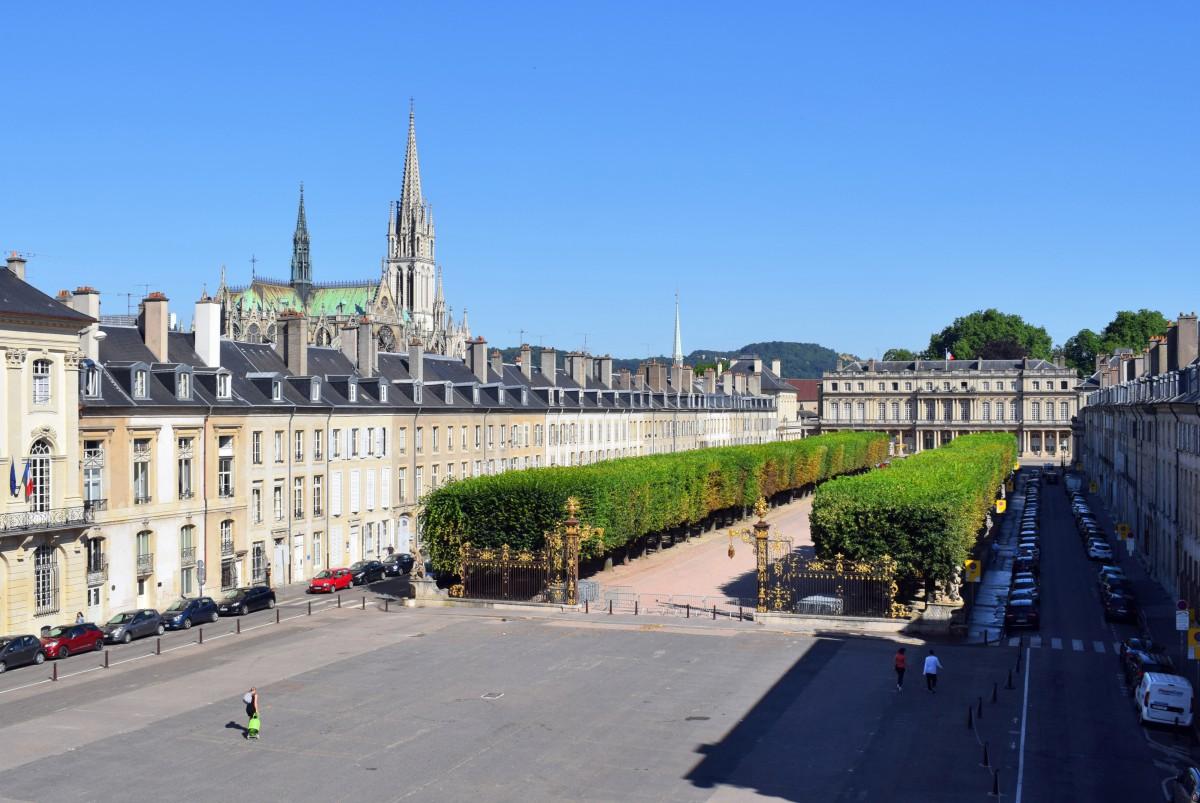 Place de la Carrière in Nancy © French Moments