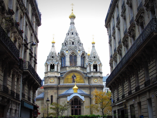 Russian Cathedral of Paris © French Moments