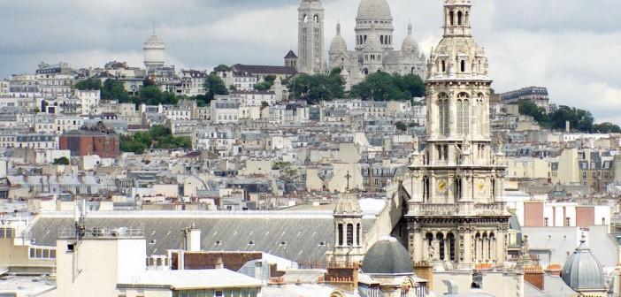 Unusual churches in Paris - Sainte Trinité Paris © French Moments