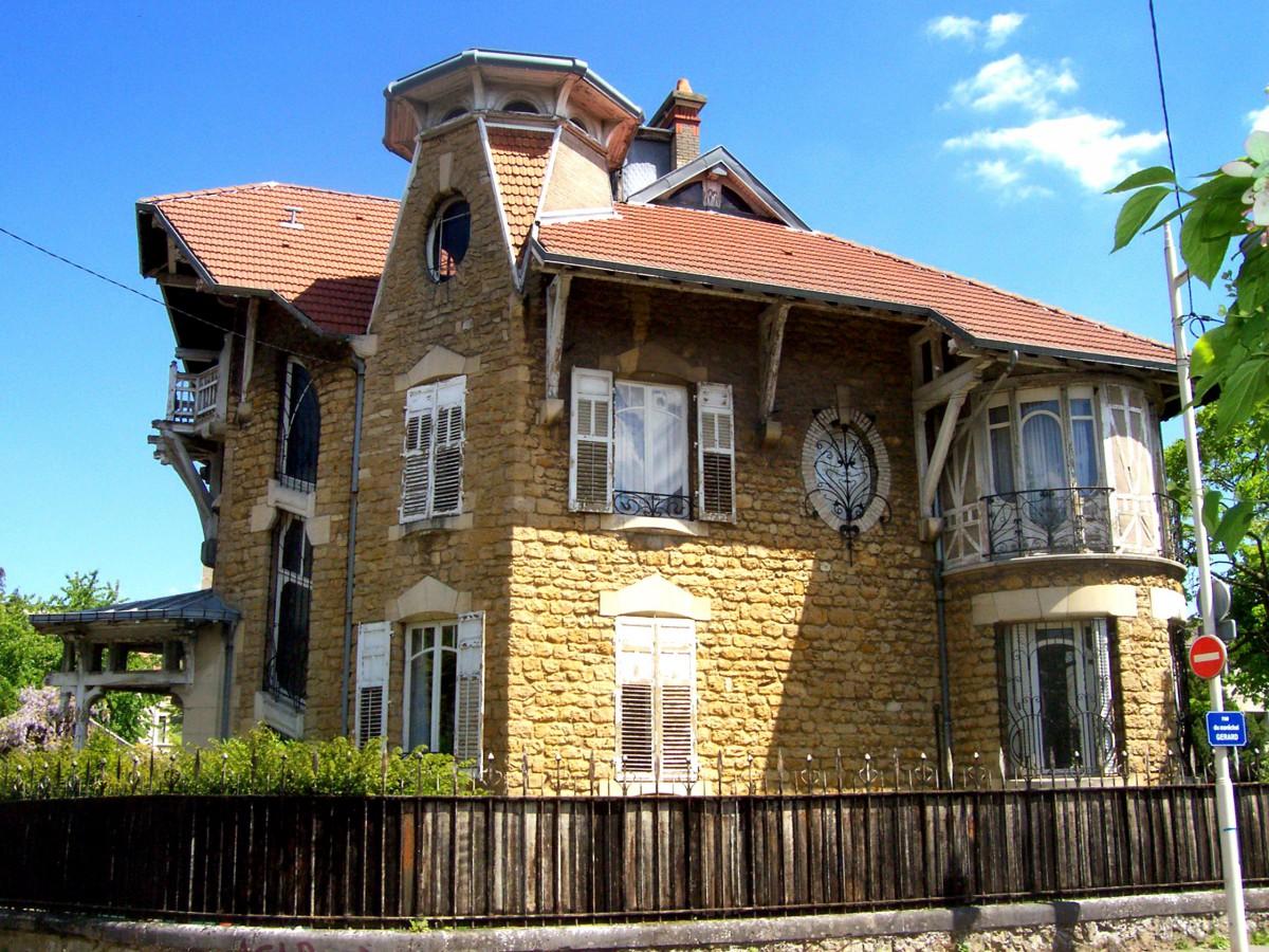 Villa Marguerite, 3 Rue du Colonel Renard © Michel Guernier - French Moments
