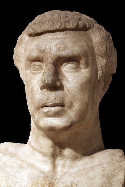 Bust of Lucius Munatius Plancus, from the 1st Century AD © Photo: Rama, licence [Cc-by-sa-2.0-fr], from Wikimedia Commons