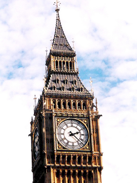 Big-Ben-London © French Moments