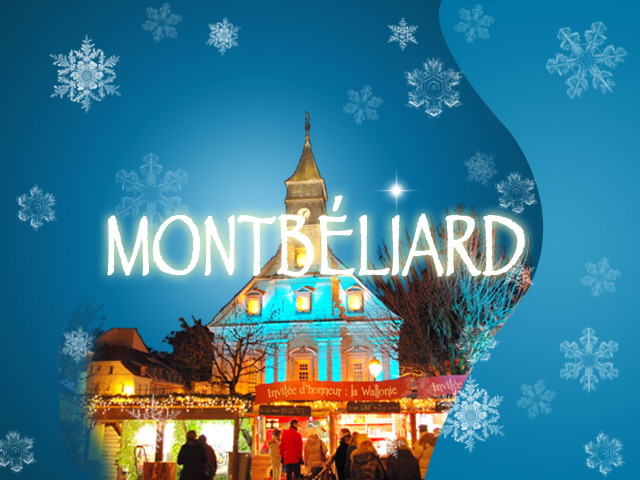 Montbeliard-Christmas © French Moments