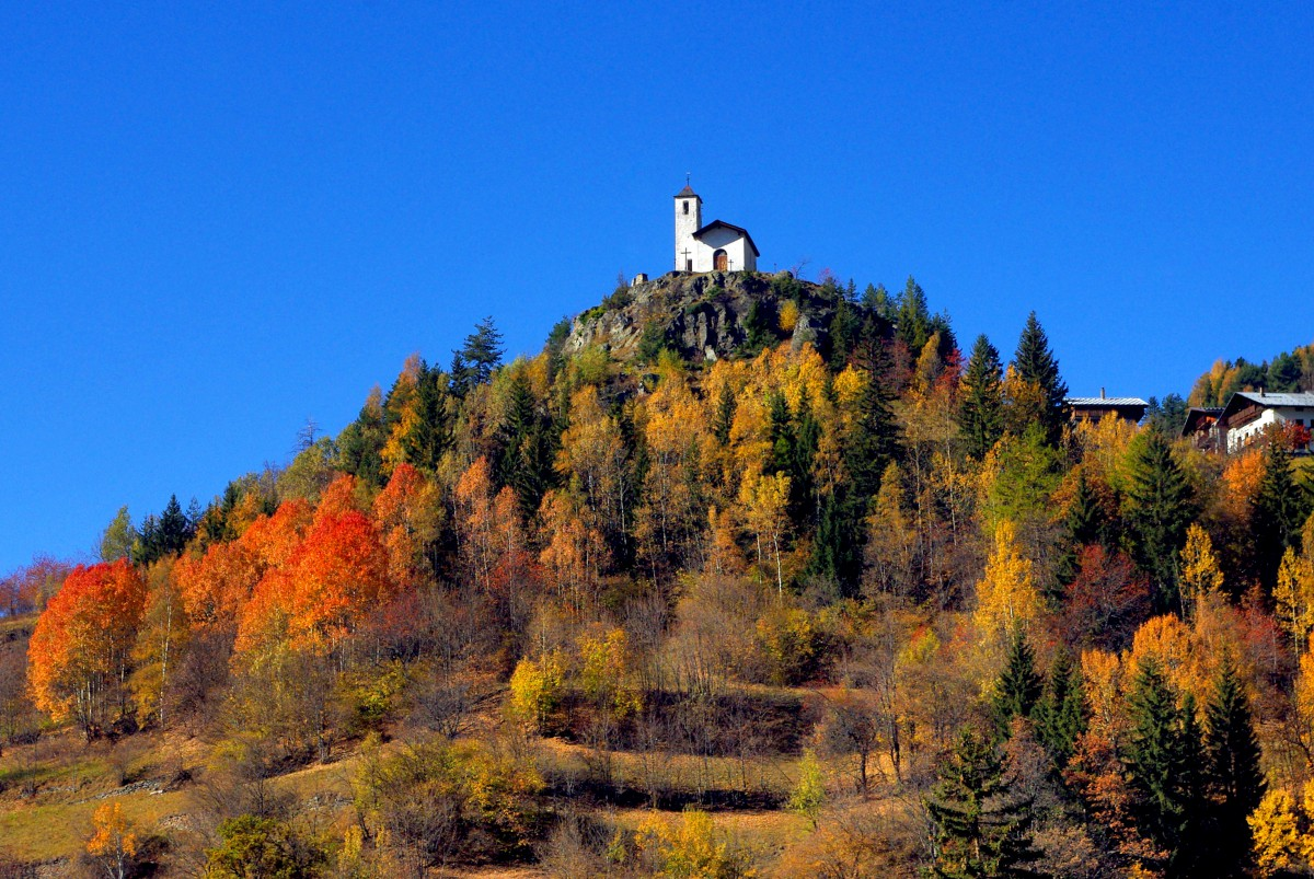 Autumn in France - in Savoie © French Moments