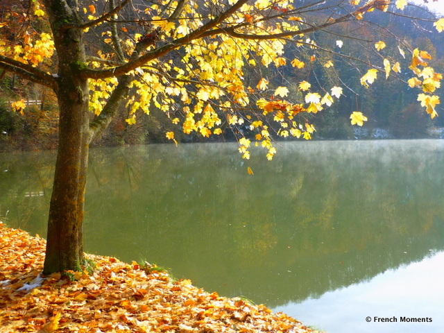 The small lake of Lucelle © French Moments
