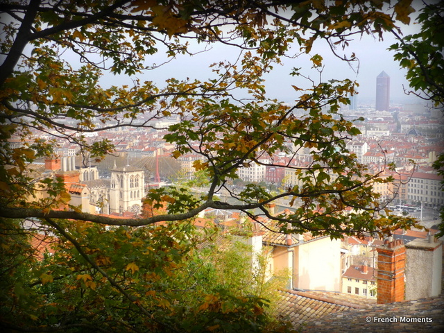 Lyon in Autumn © French Moments