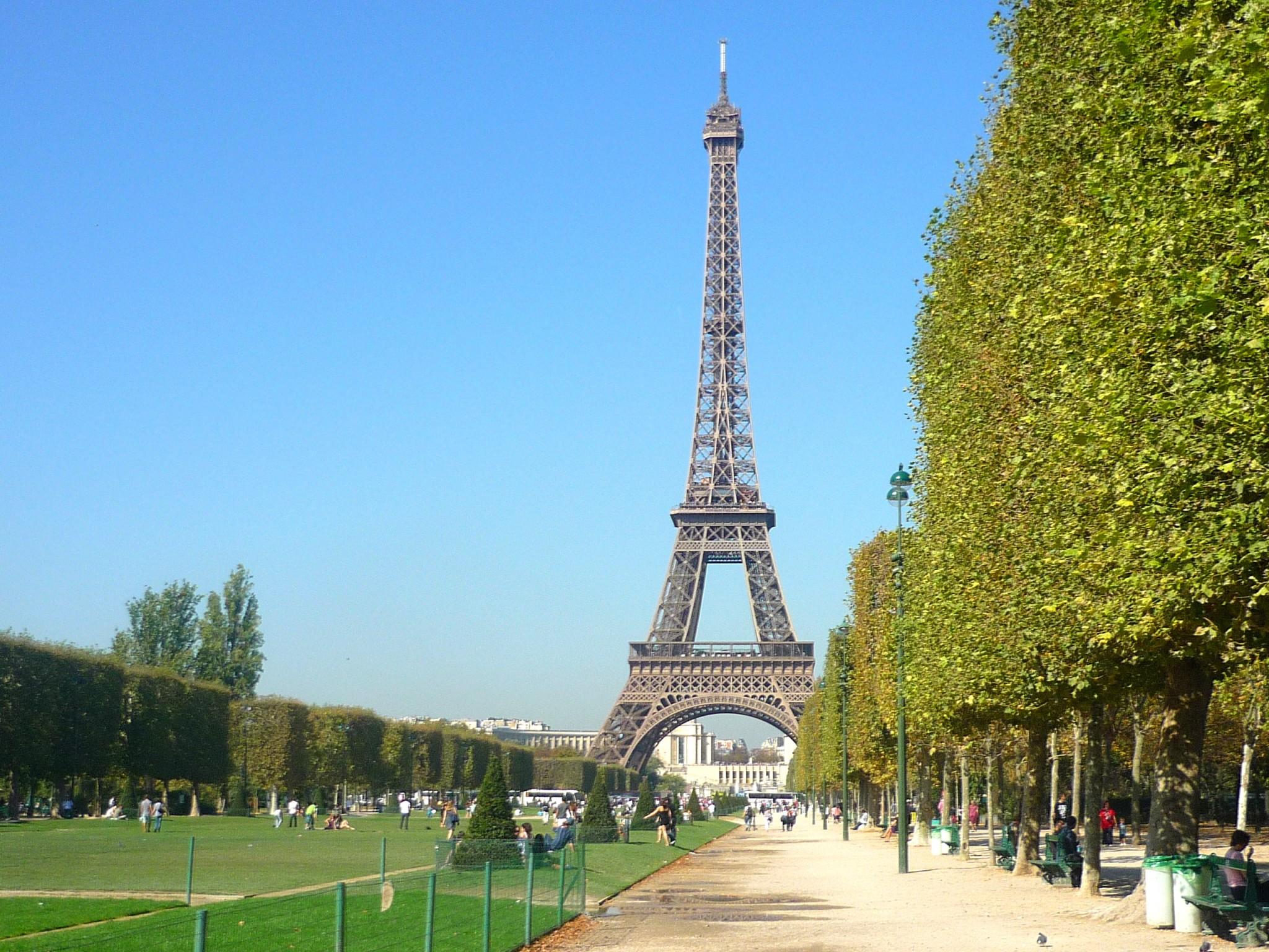 Paris © French Moments - Tour Eiffel Structure 01