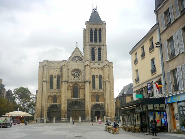 Saint-Denis Basilica © French Moments