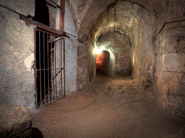 Meung Castle Undergrounds © P.Hirsch