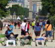 Tuileries and Historical Axis © French Moments