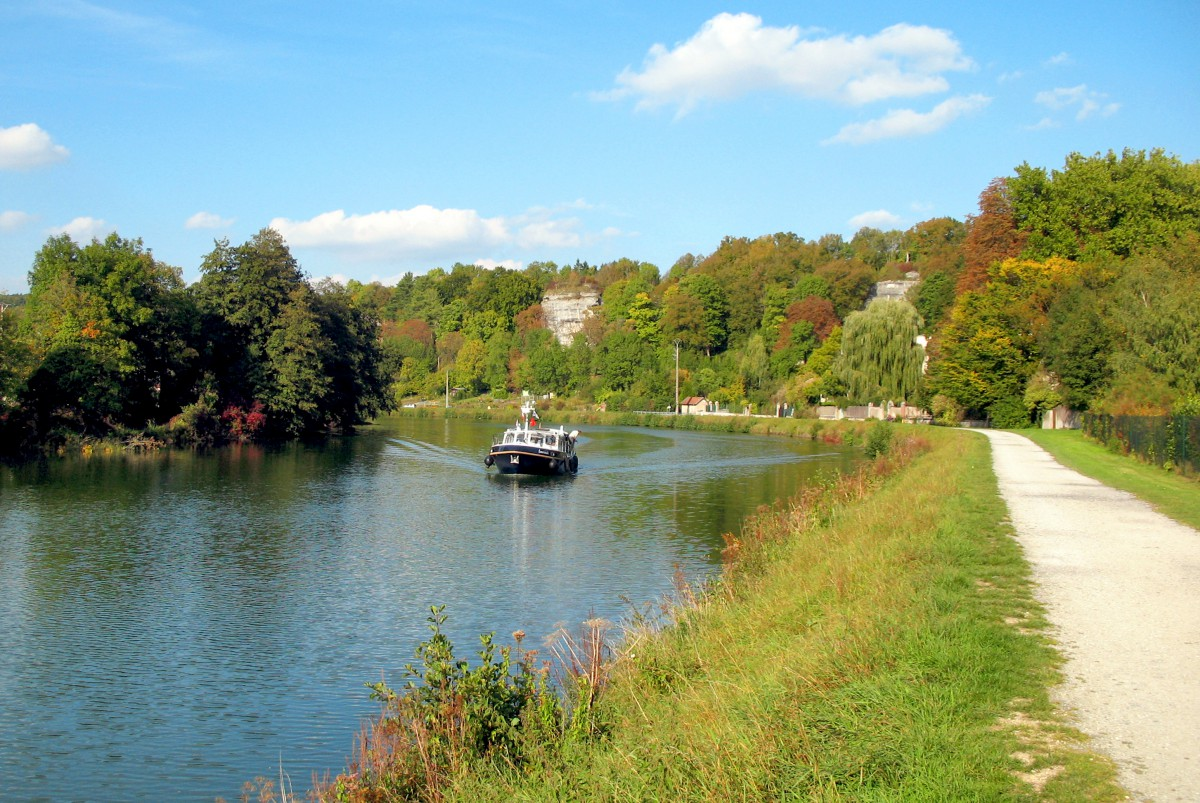 Rivers in France: the Meuse in Lorraine © French Moments