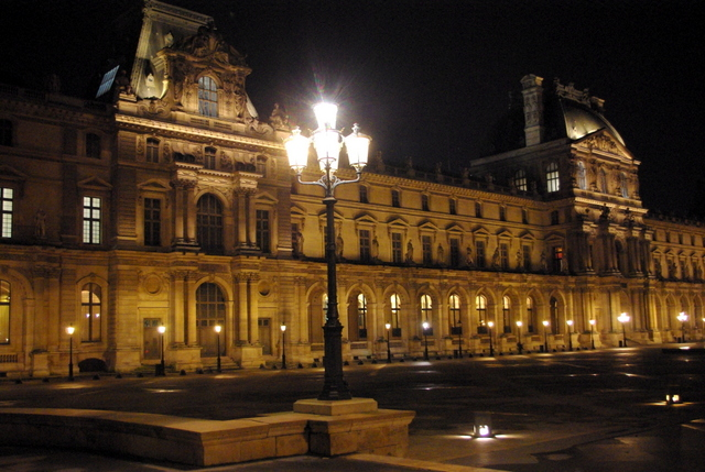 Louvre Night 7 © French Moments