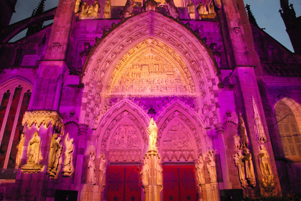 St Thiébault Collegiate Church © French Moments