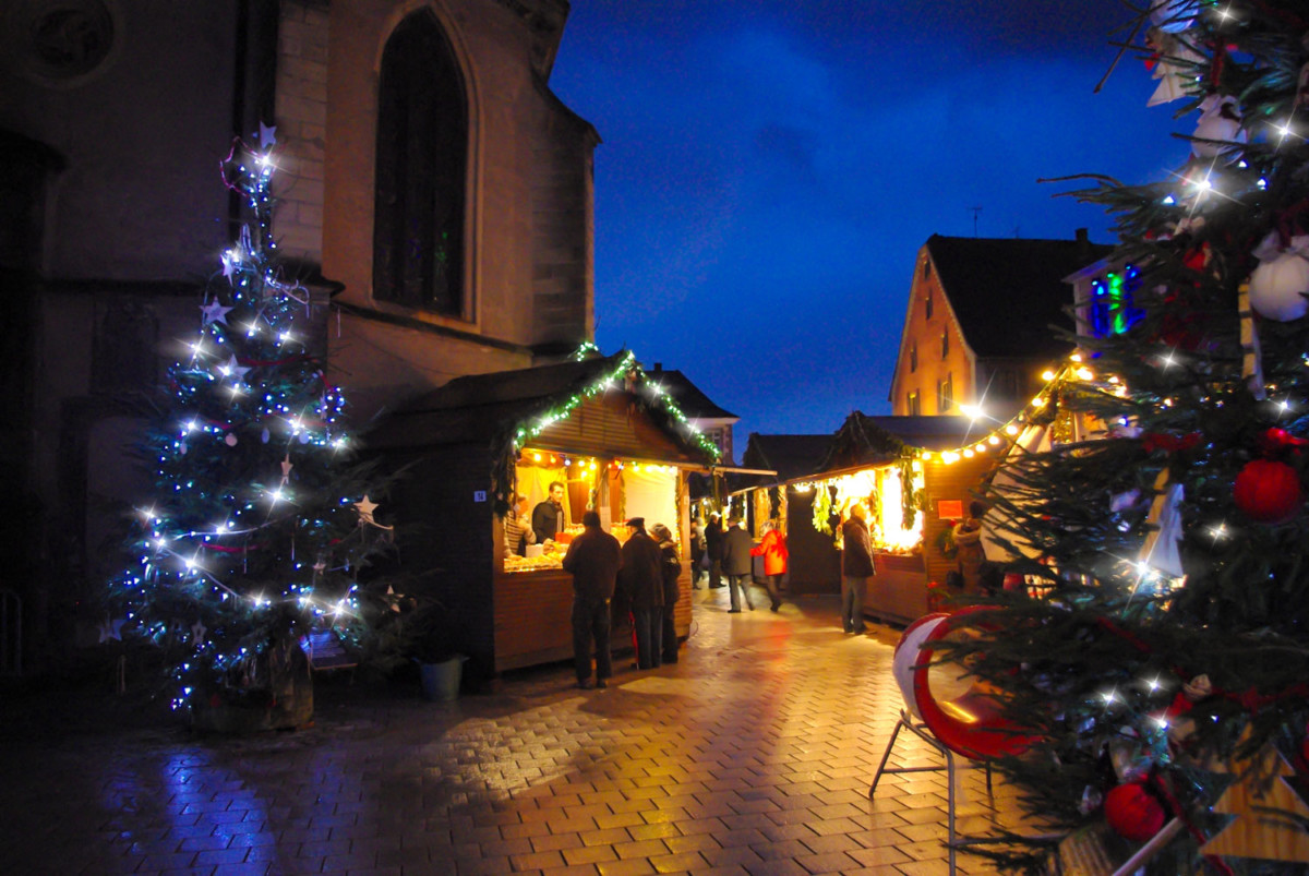 Thann Christmas market © French Moments