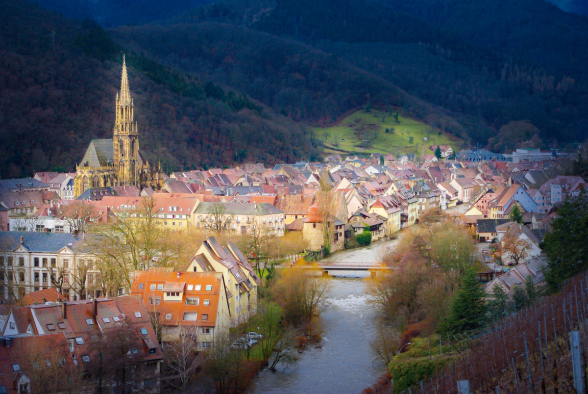 Thann, Alsace © French Moments