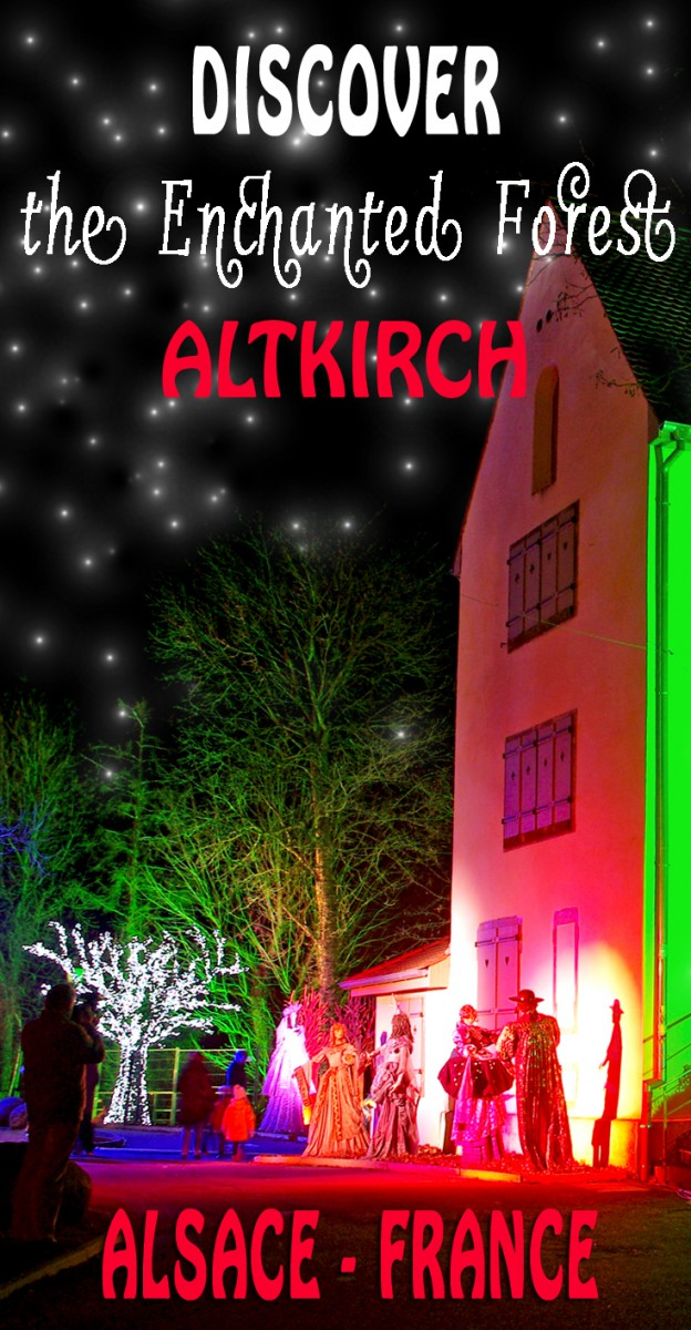 Discover The Forêt Enchantée of Altkirch © French Moments