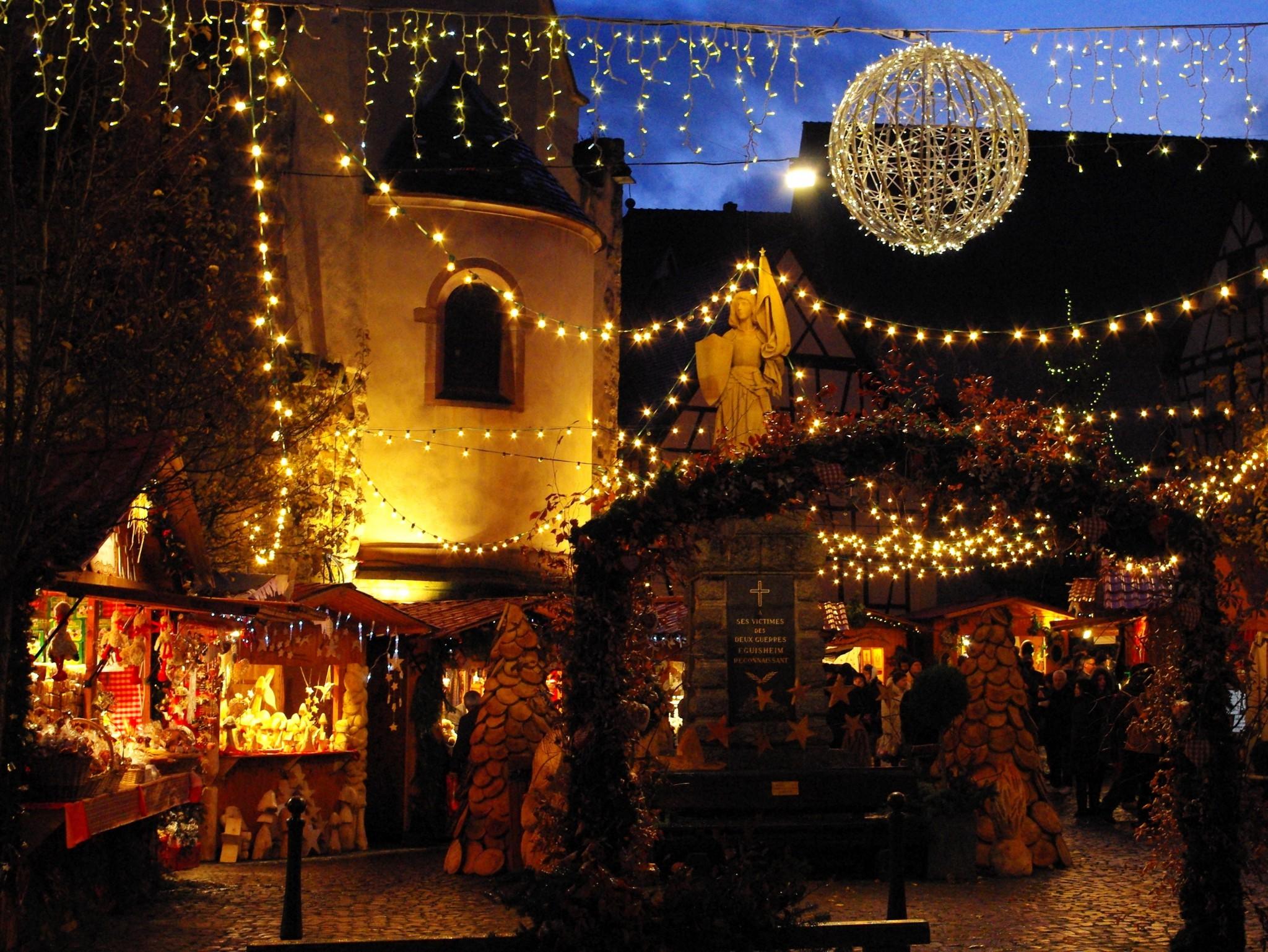 Francois Illas New Tradition: Éguisheim Christmas Market
