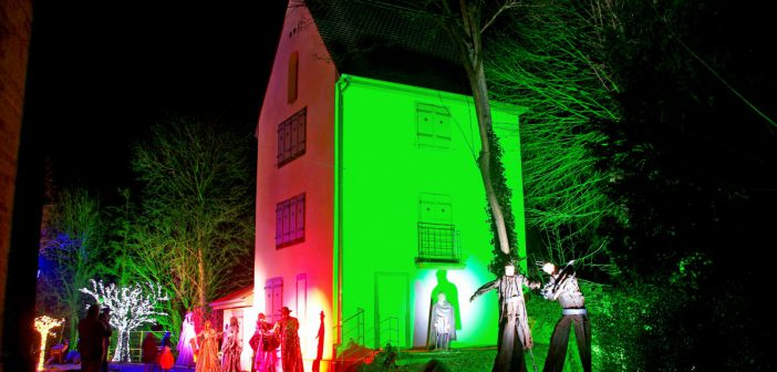 The Foret Enchantee of Altkirch © French Moments