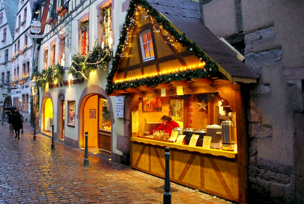 Christmas in Kaysersberg, Alsace © French Moments