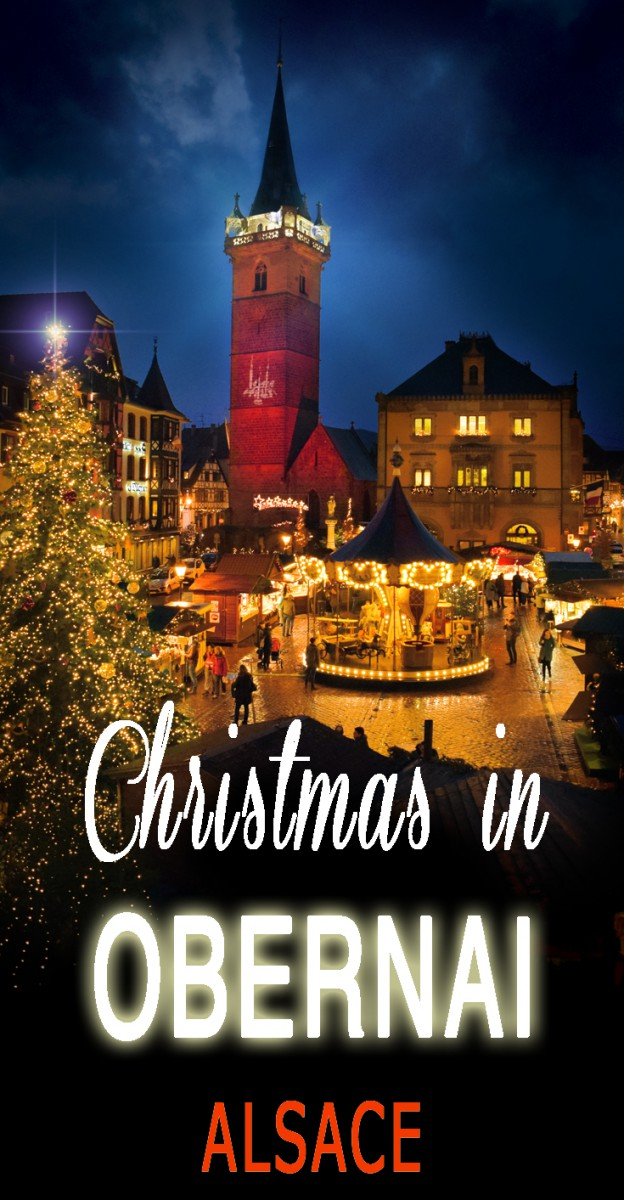 Why we dreamt about the Obernai Christmas Market © French Moments
