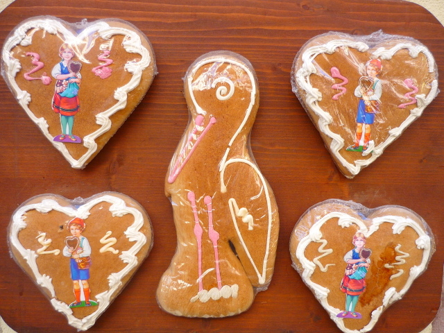 Alsatian Gingerbread © French Moments