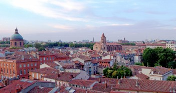 Toulouse Old Town © Ceridwen - licence [CC BY-SA 3