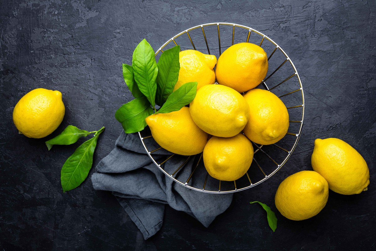 Fresh Lemons @sea_wave via Envato